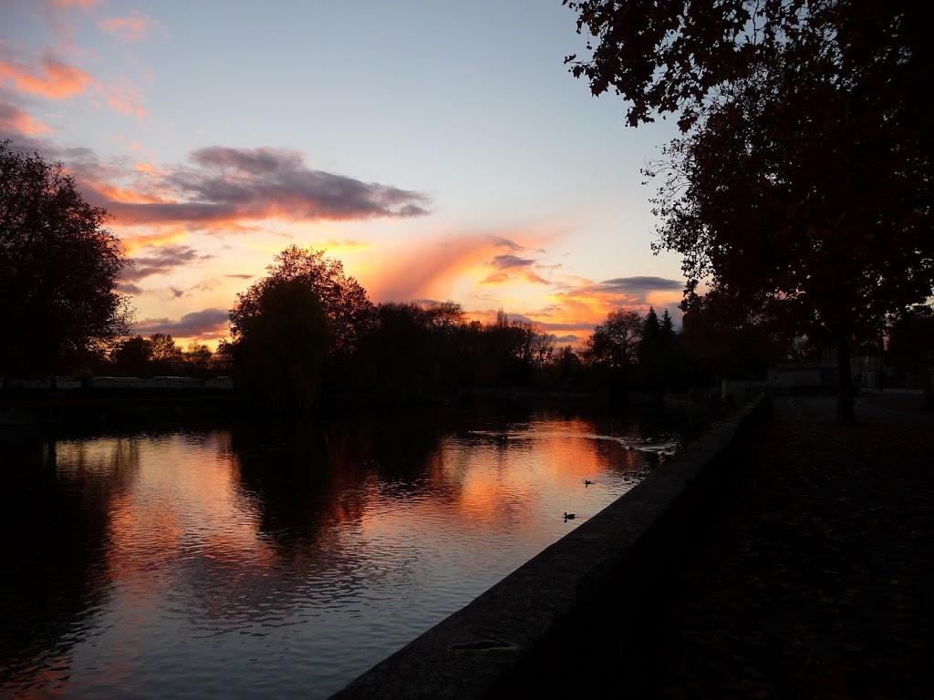 Novembre 2010 : Bouchemaine, Les Sables d'Olonne et le Parc Oriental de Maulévrier