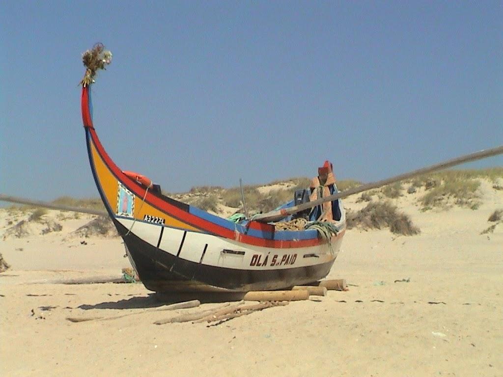 Portugal Juillet 2007 : La côte entre Porto et Lisbonne