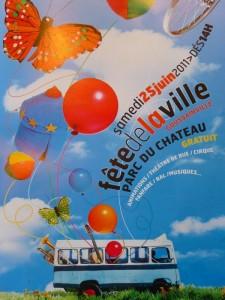 FETE DE GOUSSAINVILLE AU PARC DU CHATEAU – 25 JUIN 2011