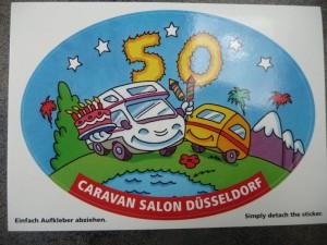 Nous rentrons tout juste du salon de Düsseldorf …