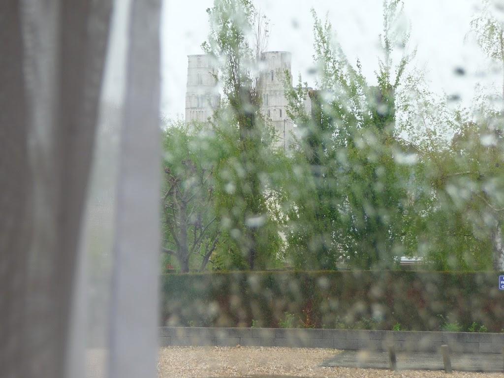 Week-end prolongé du 1er mai 2012 : de Jumièges à Etretat.
