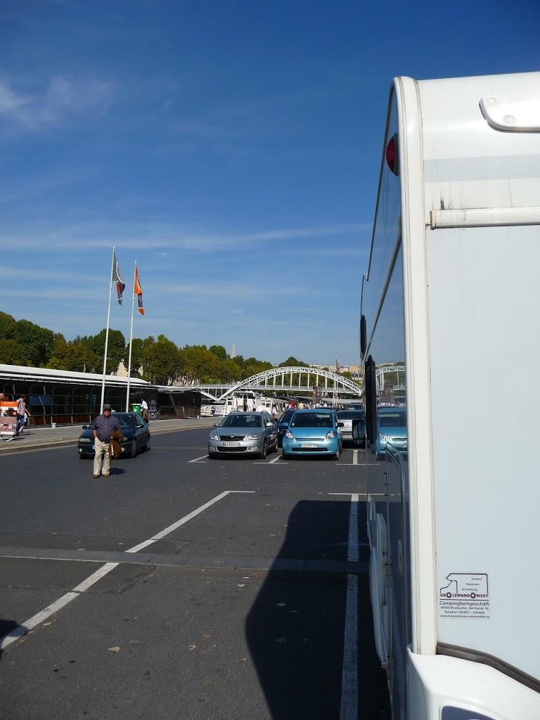 Septembre 2012 : Bateaux Parisiens et Disneyland Paris