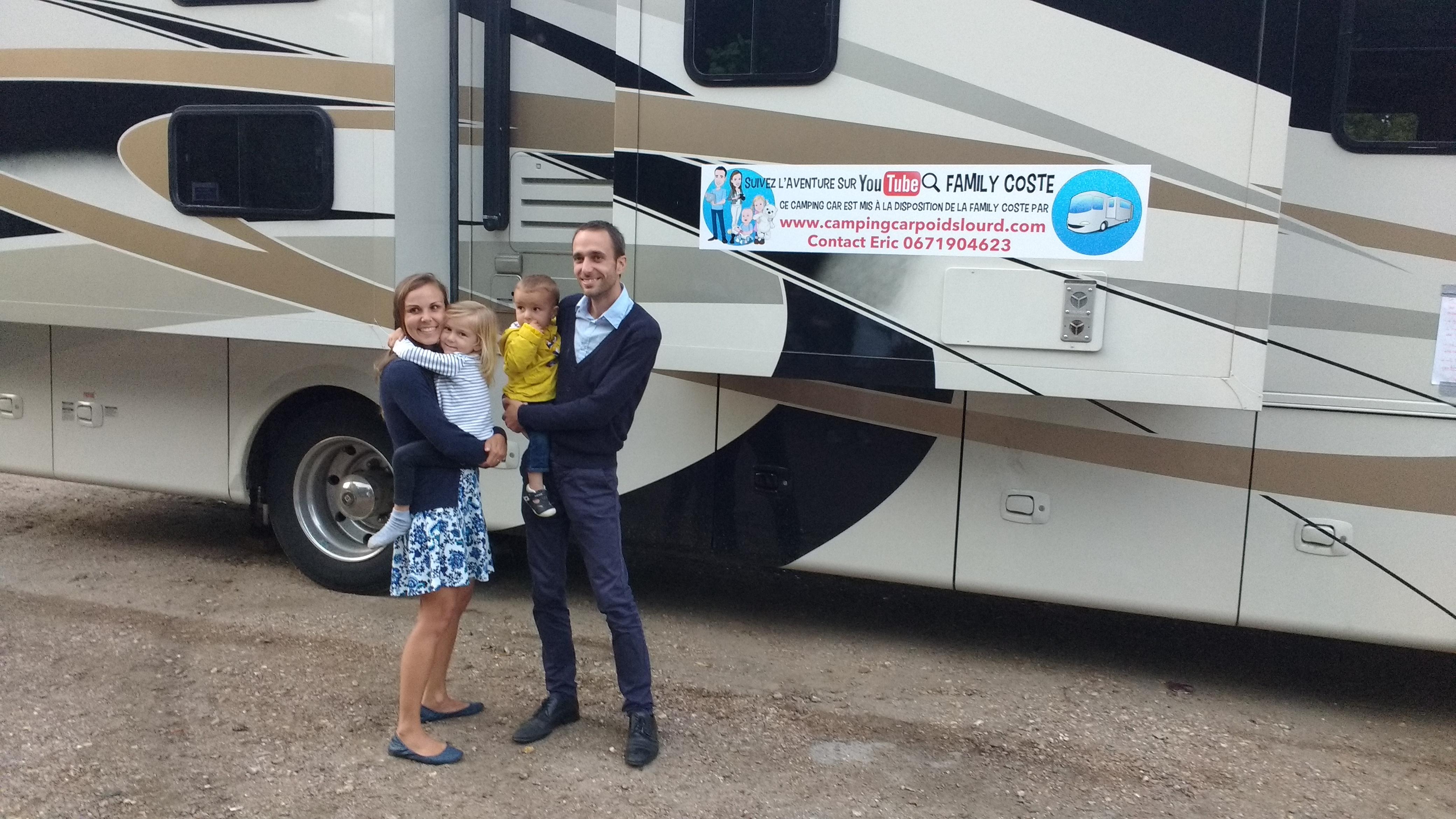 26/07/2017 : Rencontre avec la famille Coste au Mont-Valérien