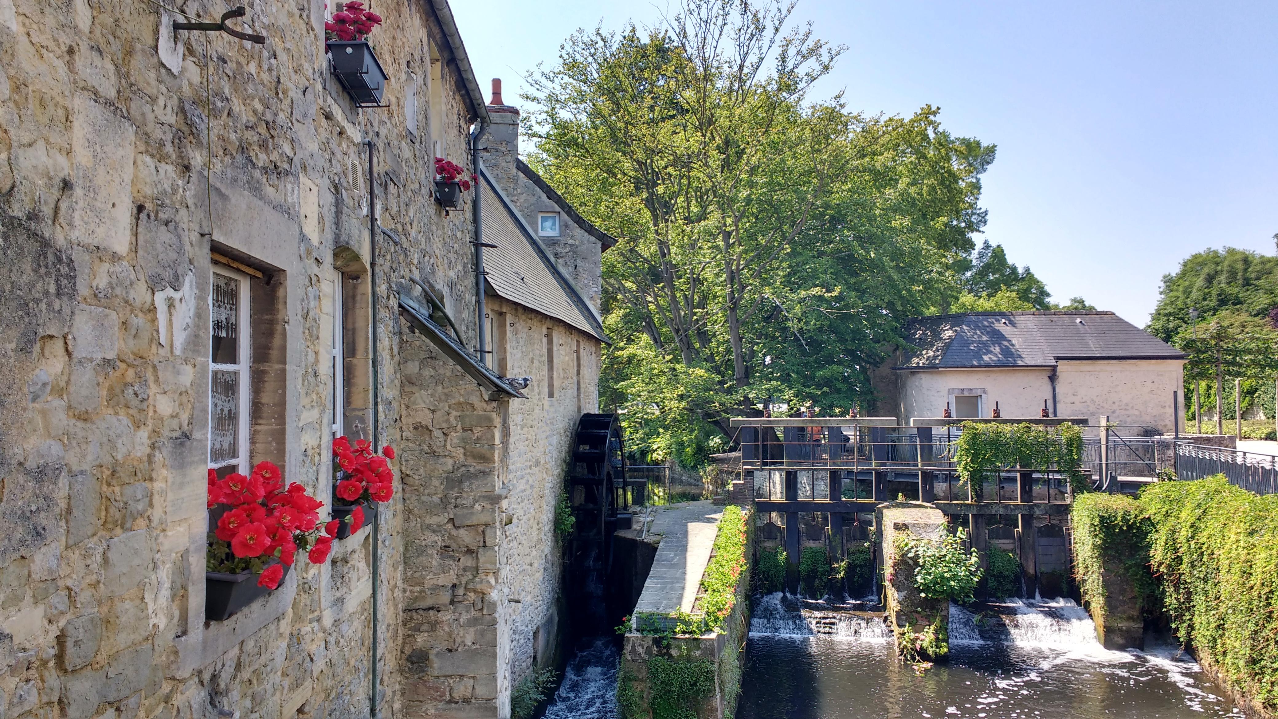 25 juin au 8 juillet 2018 en Normandie – Bayeux *