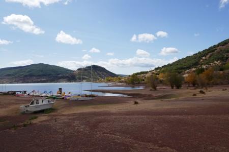 Septembre 2017 – Jour 8 et 9 – Lac du Salagou