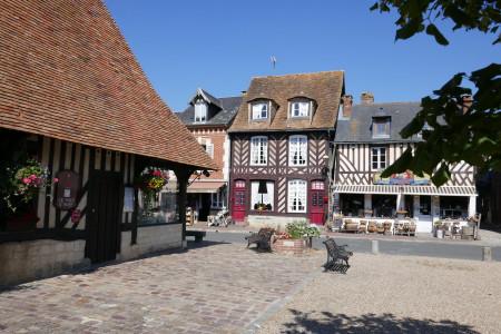 25 juin au 8 juillet 2018 en Normandie – Beuvron en Auge